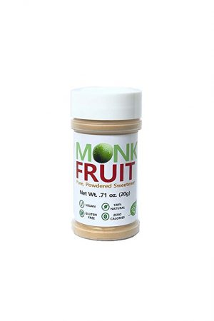 Pure Monk Fruit 25% Mogroside V – 20 g