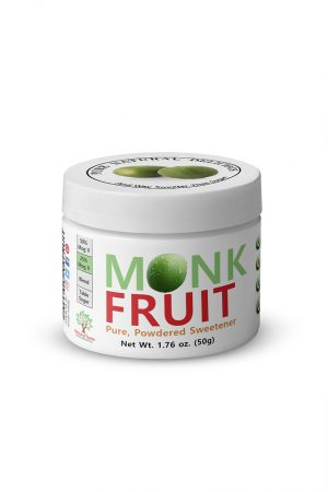 Pure Monk Fruit 25% Mogroside V – 50 g F