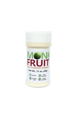 Pure Monk Fruit 50% Mogroside V – 20 g